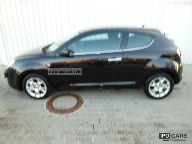 2011 Alfa Romeo  MiTo 1.4 Turbo Distinctive air conditioning, 16 Zo ... Small Car New vehicle photo