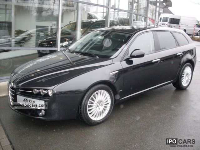2007 Alfa Romeo  1.9JTDM 159 Sportwagon Distinctive Limousine Used vehicle photo
