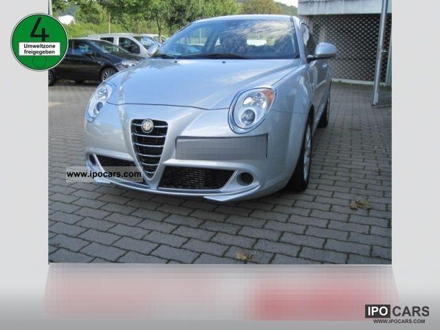 2009 Alfa Romeo  MiTo Turismo 1.6 JTDM 16v (120PS) Other Used vehicle photo