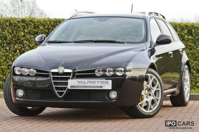 2008 Alfa Romeo  159 2.4 JTDm 20V (210 CV) Distinctive SW Estate Car Used vehicle photo