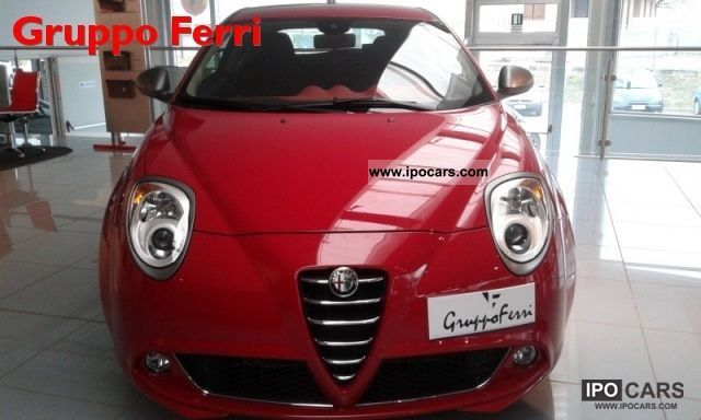 2012 Alfa Romeo  MiTo 1.4 105cv M.air S & S Super P.CONSEGNA Limousine Pre-Registration photo