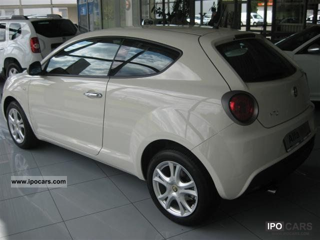 2012 alfa romeo mito 1 4 super 78 hp start stop car. Black Bedroom Furniture Sets. Home Design Ideas