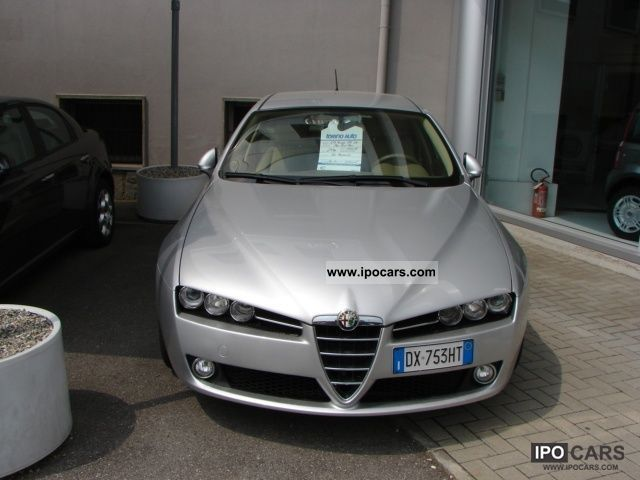2009 Alfa Romeo  159 SW 2.0 JTDm Eco progression Estate Car Used vehicle photo