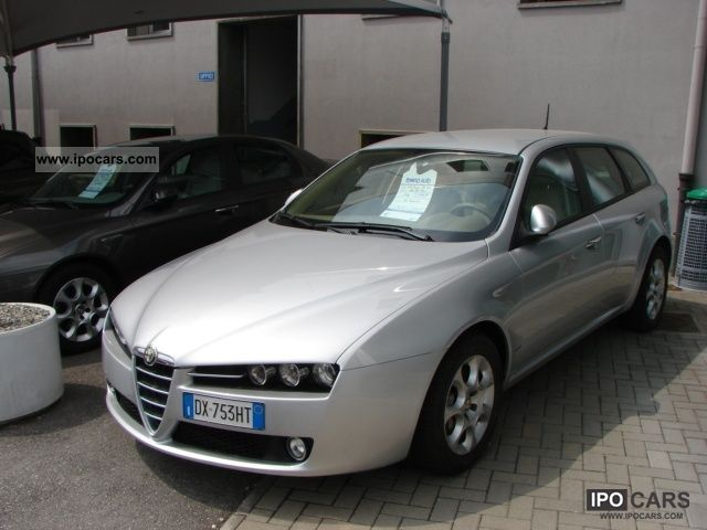 2009 alfa romeo 159 sw 2 0 jtdm eco progression car photo and specs. Black Bedroom Furniture Sets. Home Design Ideas