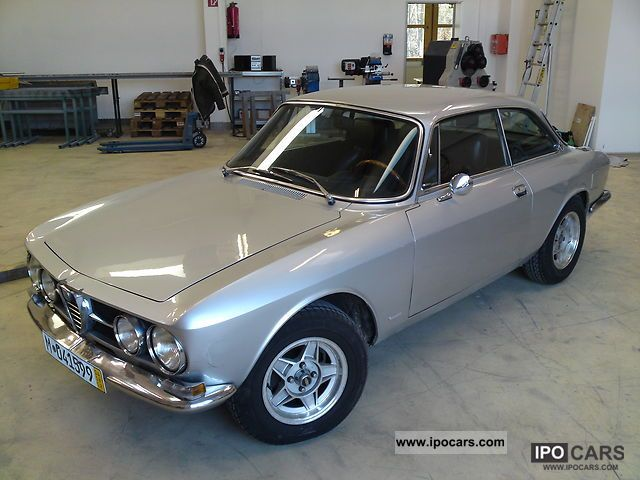 Alfa Romeo  GTV 1750 1968 Vintage, Classic and Old Cars photo