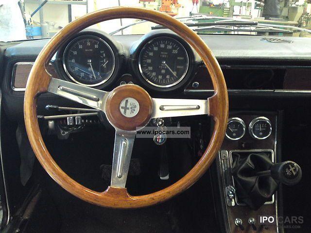 Complete Project: 1968 Alfa Romeo 1750 GTV | Bring a Trailer