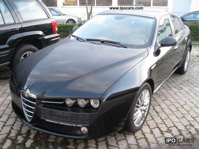 2009 Alfa Romeo  159 2.0 16V Turismo JTDM Limousine Used vehicle photo