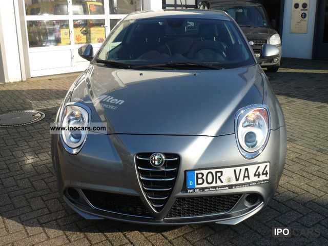 2010 Alfa Romeo  1.6 JTDM diesel Turismo Small Car Used vehicle photo