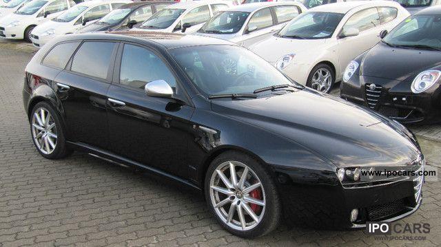 2008 Alfa Romeo  159 Sportwagon 1.9 JTDM 1.Hand sports ti 19 inches Estate Car Used vehicle photo