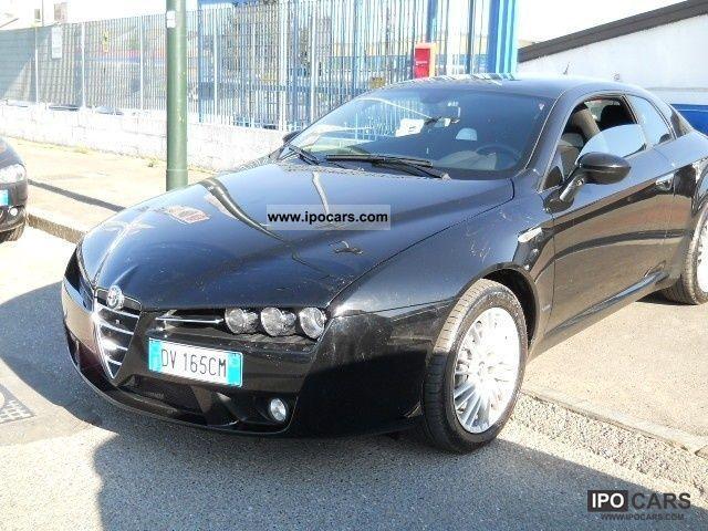 2009 Alfa Romeo  Brera 2.4 JTDm 20V 210CV Sports car/Coupe Used vehicle photo