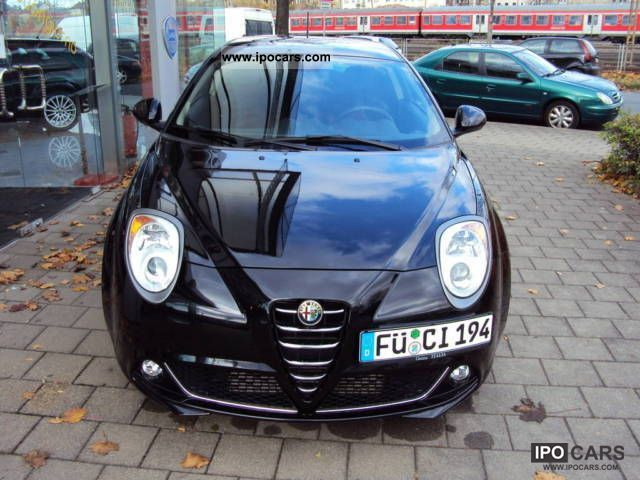 2009 Alfa Romeo  MiTo 1.4 TB MultiAir Turismo Small Car Demonstration Vehicle photo