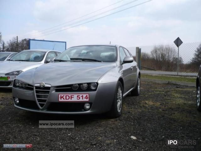 2009 Alfa Romeo  159 SUPER STAN SKORA Estate Car Used vehicle photo