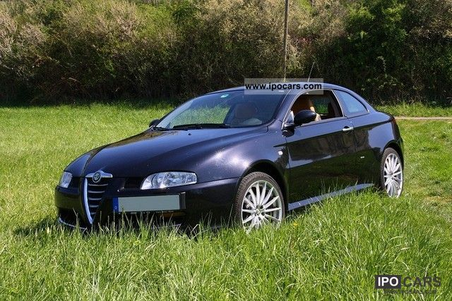 2008 alfa romeo alfa gt 1 9 jtd leather beige bose klima. Black Bedroom Furniture Sets. Home Design Ideas