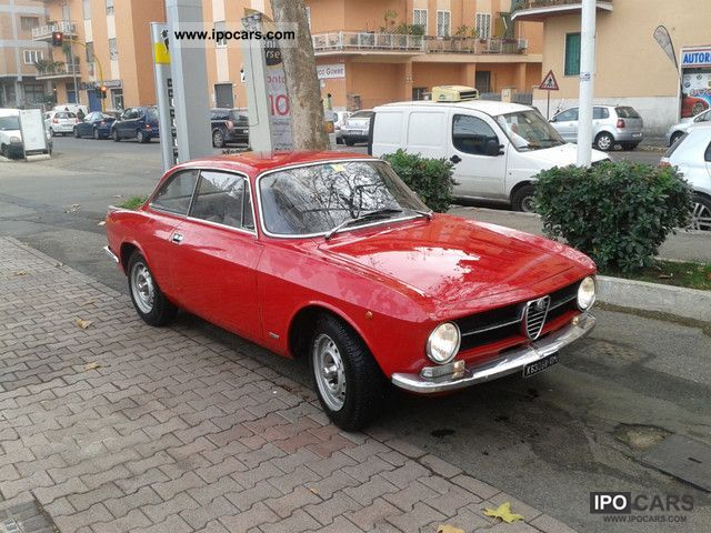 Alfa Romeo  Giulia 1971 Vintage, Classic and Old Cars photo