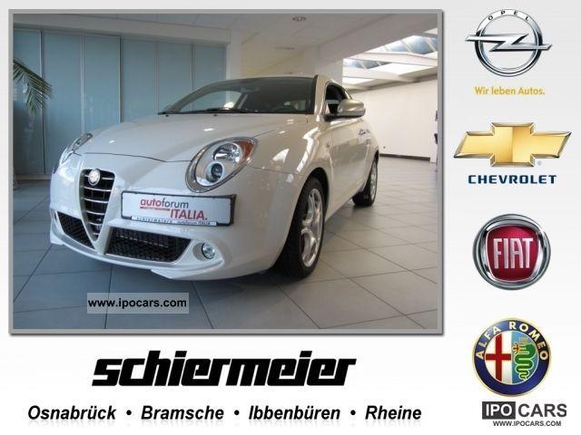 2012 Alfa Romeo  MiTo 1.4 16V 105hp SPORTPAKET1 PDC SUPER HI. Limousine Demonstration Vehicle photo
