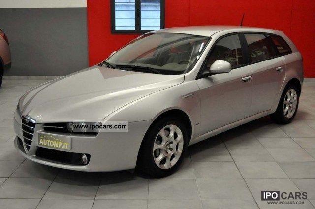 2009 alfa romeo 159 sports wagon 150 hp 1 9 jtdm. Black Bedroom Furniture Sets. Home Design Ideas