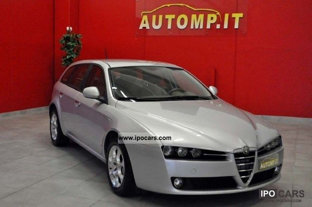 2009 alfa romeo 159 sports wagon 150 hp 1 9 jtdm progression cerch car photo and specs. Black Bedroom Furniture Sets. Home Design Ideas