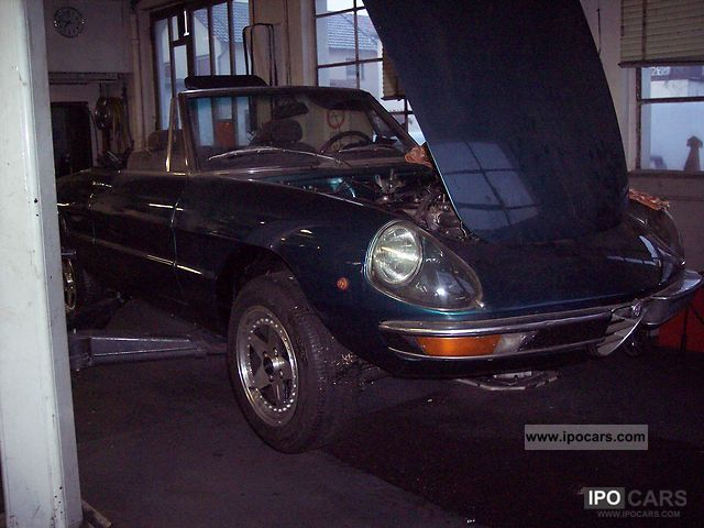 Alfa Romeo  Spider 1600 Best Restored 1 of 1700 Worldwide 1978 Vintage, Classic and Old Cars photo