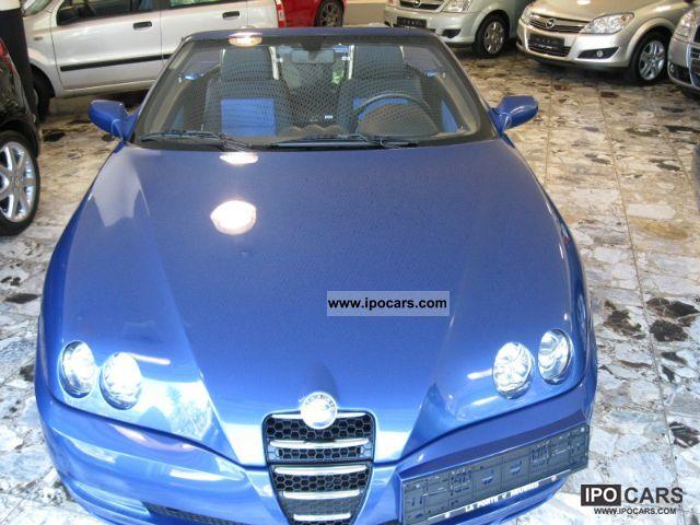 2005 Alfa Romeo  Alfa Spider 2.0 JTS Edizione / only 45000 km!! Cabrio / roadster Used vehicle photo