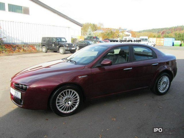 2006 Alfa Romeo  159 2.4 JTDM 20V Distinctive Limousine Used vehicle photo