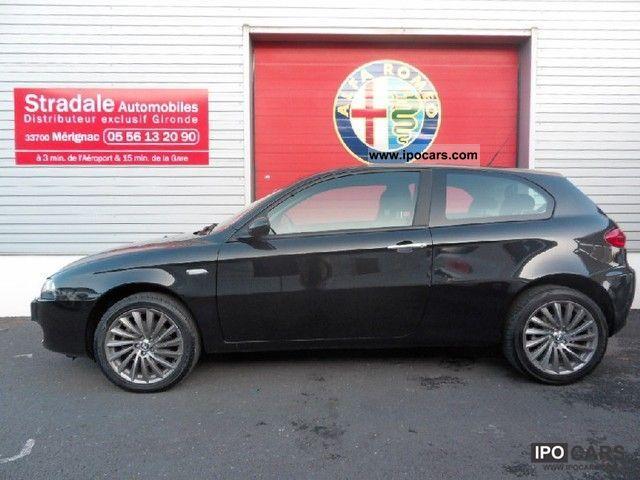 2008 Alfa Romeo  147 1.9 Multijet JTD120 Persol 3p Limousine Used vehicle photo
