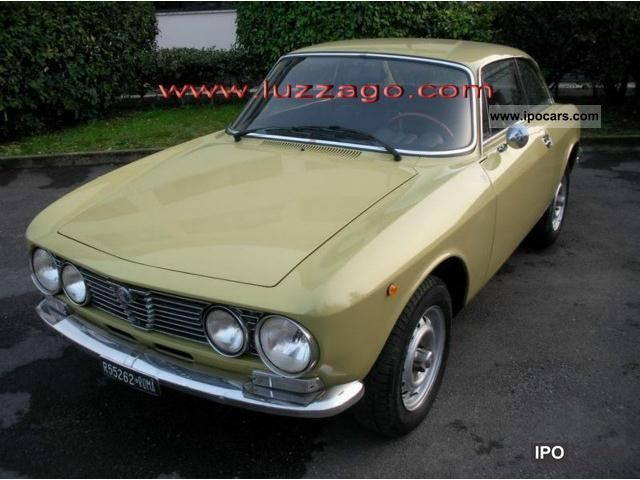 Alfa Romeo  Giulia GT Junior 3.1 Unificato (105.30) 1976 Vintage, Classic and Old Cars photo