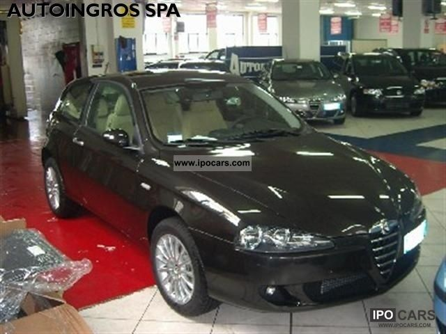 2010 alfa romeo 147 1 9 jtd 120 5 porte progression car photo and specs. Black Bedroom Furniture Sets. Home Design Ideas