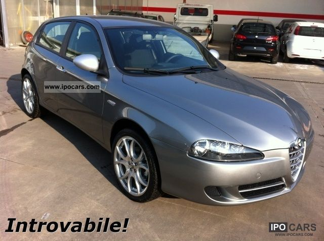 2011 alfa romeo 147 1 9 jtd 120 5 porte moving car photo and specs. Black Bedroom Furniture Sets. Home Design Ideas
