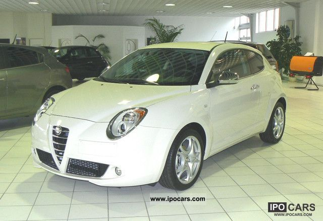 2011 Alfa Romeo  MiTo 1.4 16V Super MultiAir Limousine Pre-Registration photo