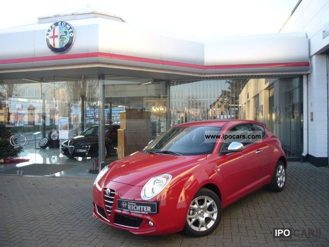 2011 Alfa Romeo  Mito 1.4 16V Super MultiAir - PDC - Small Car Pre-Registration photo