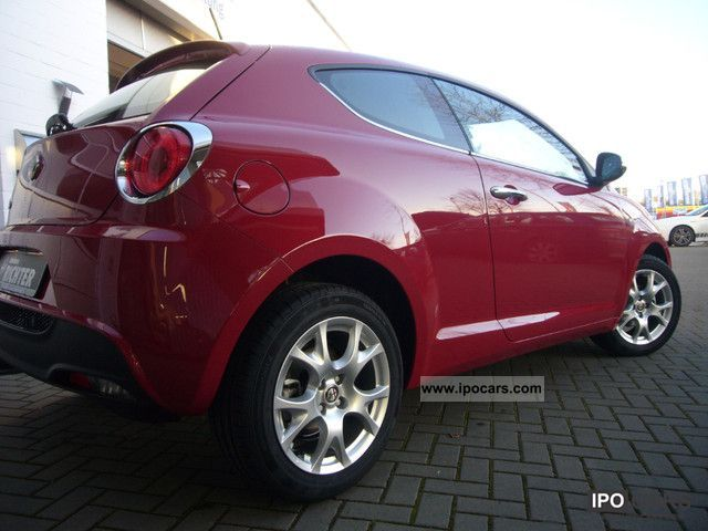 2011 alfa romeo mito 1 4 16v super multiair pdc car. Black Bedroom Furniture Sets. Home Design Ideas