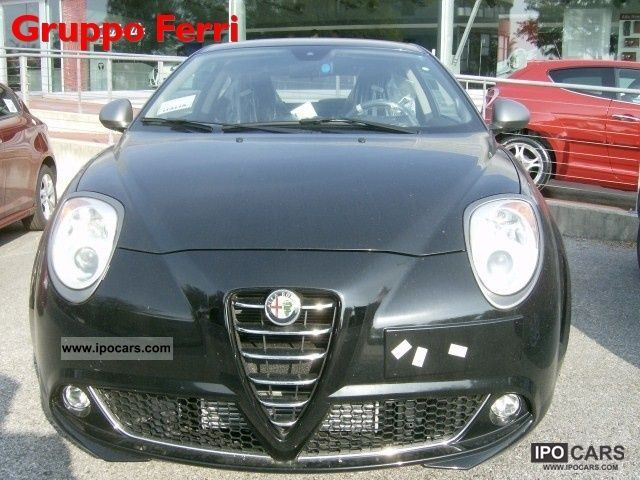 2011 Alfa Romeo  MiTo 1.4 105cv M.air Dist PRONTA Consegna Limousine New vehicle photo
