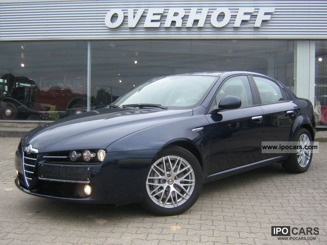 2006 alfa romeo 159 3 2 jts v6 24v q4 car photo and specs. Black Bedroom Furniture Sets. Home Design Ideas