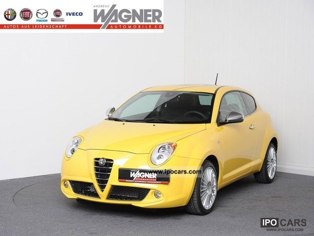 2011 Alfa Romeo  Mito 1.4 16V MultiAir * Super Blue & Me, and much more. * Small Car New vehicle photo