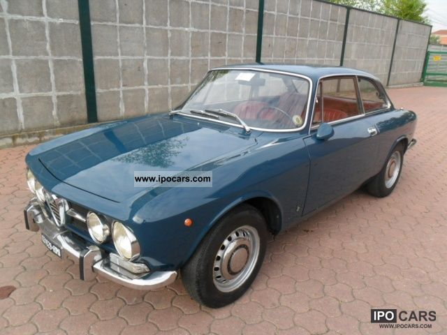 Alfa Romeo  Giulia Sprint GT 1600 KM.98000 ISCRITTA ASI STUP 1964 Vintage, Classic and Old Cars photo