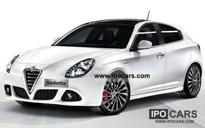 2011 Alfa Romeo  Giulietta 1.4 TB 16V Limousine New vehicle photo