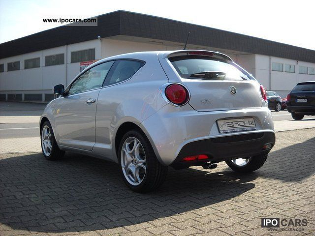 2011 alfa romeo mito turismo sport package 95 hp car photo and specs. Black Bedroom Furniture Sets. Home Design Ideas