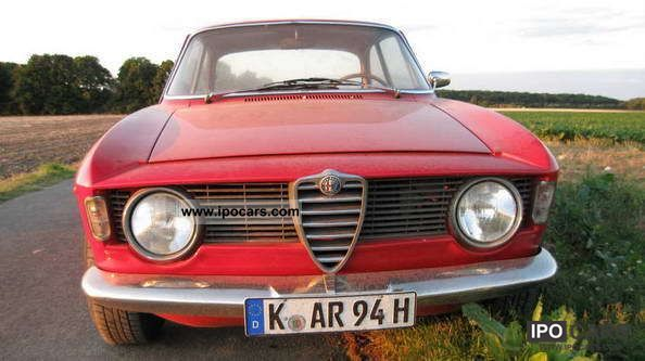 Alfa Romeo  Giulia 1964 Vintage, Classic and Old Cars photo