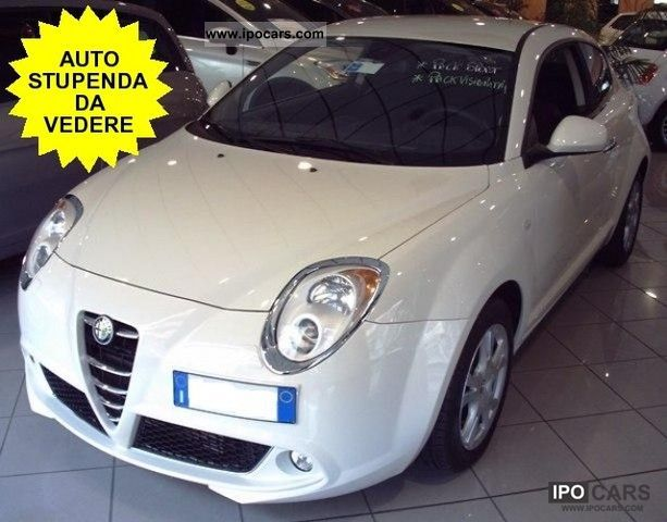2011 Alfa Romeo  MiTo 1.3 JTDM 95cv S & S Distinctive Limousine Pre-Registration photo