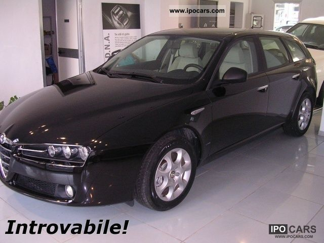 2010 Alfa Romeo  159 1.9 JTS SW 160CV Sport Plus Estate Car Pre-Registration photo