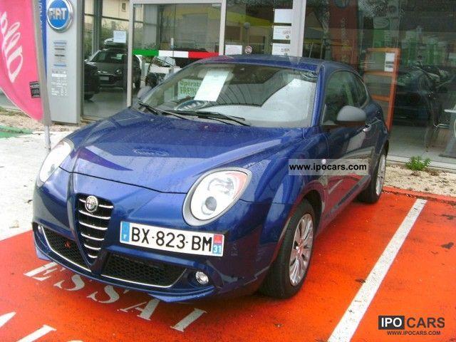 2011 Alfa Romeo  MITO IMPULSIVE 1.4 78 Limousine Used vehicle photo