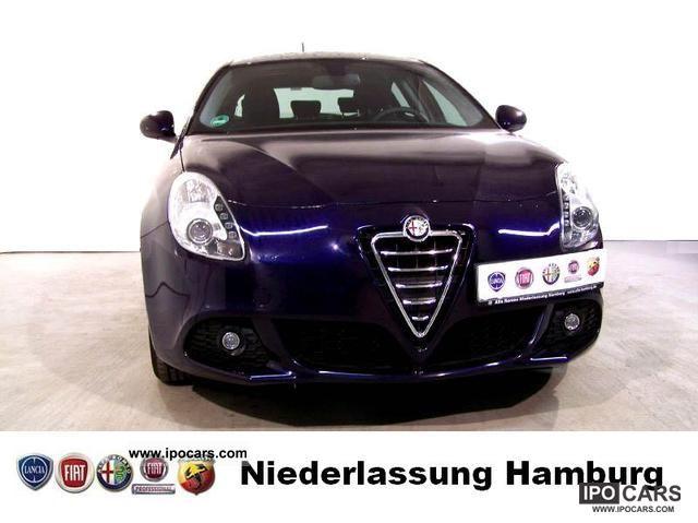 2010 Alfa Romeo  Giulietta 1.6 JTDM 16V 77KW (105hp) Turismo Limousine Used vehicle photo