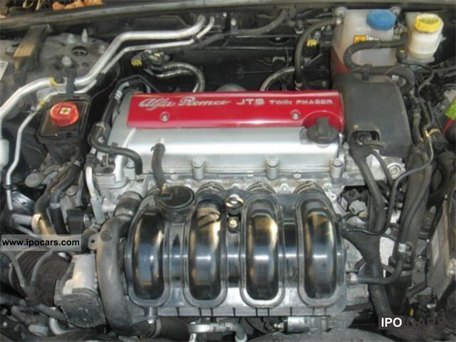 2007 Alfa Romeo 159 2 2 Jts 16v 185 Ps Ti Selespeed Car
