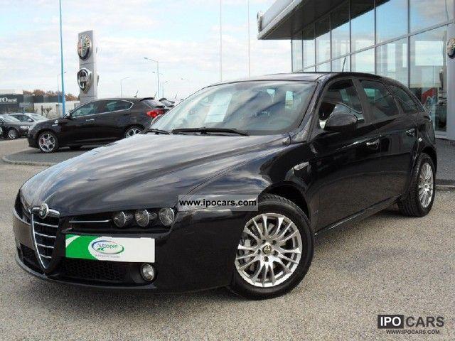 2008 Alfa Romeo  159 SW 1.9 16v JTD150 Selective Estate Car Used vehicle photo