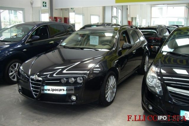 2008 Alfa Romeo 159 3 2 Jts V6 24v Q4 Sw Exclusive Car Photo And Specs