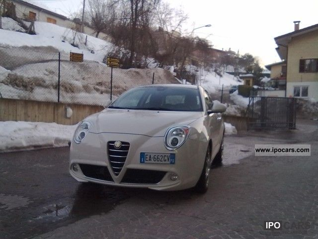Alfa Romeo  MiTo 1.4 MultiAir Distin.105CV 2010 Liquefied Petroleum Gas Cars (LPG, GPL, propane) photo