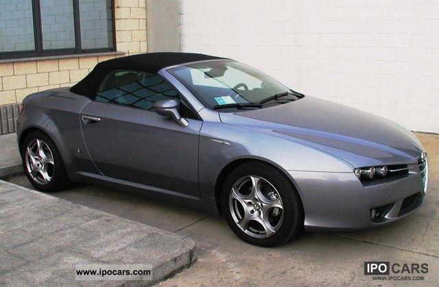 2007 Alfa Romeo  ALFA ROMEO JTS 2.2 Exclusive - 185 Cv Cabrio / roadster Used vehicle photo