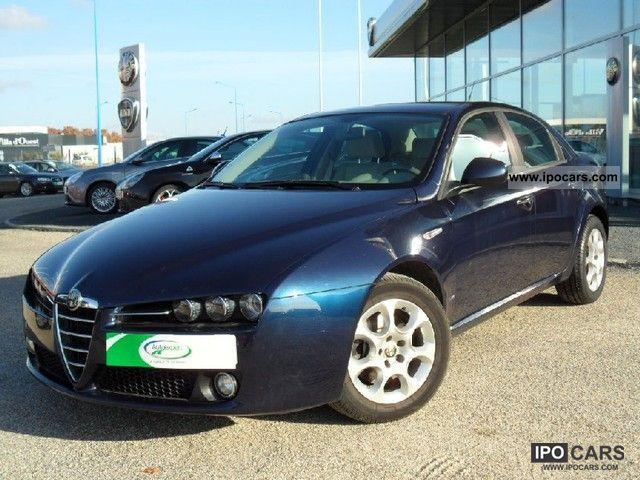 2008 Alfa Romeo  159 1.9 Selective JTD120 Limousine Used vehicle photo