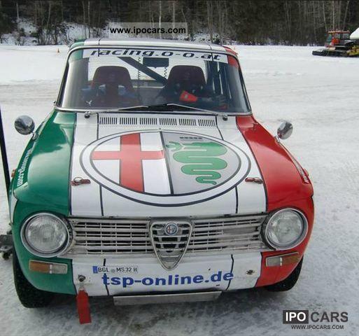 1966 Alfa Romeo Super 1600