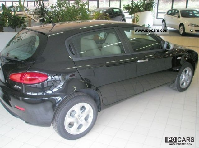 2010 alfa romeo 147 1 9 jtdm 120cv progression 5p car photo and specs. Black Bedroom Furniture Sets. Home Design Ideas